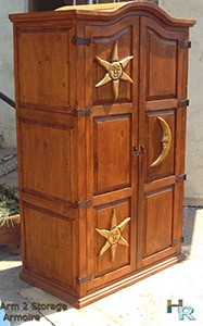 Arm2- Storage Armoire
