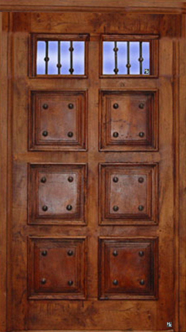 Mexican door manufacturer experience since 1946 & Mexican Manufacturer in Mexico. | Mexican Furniture Hacienda