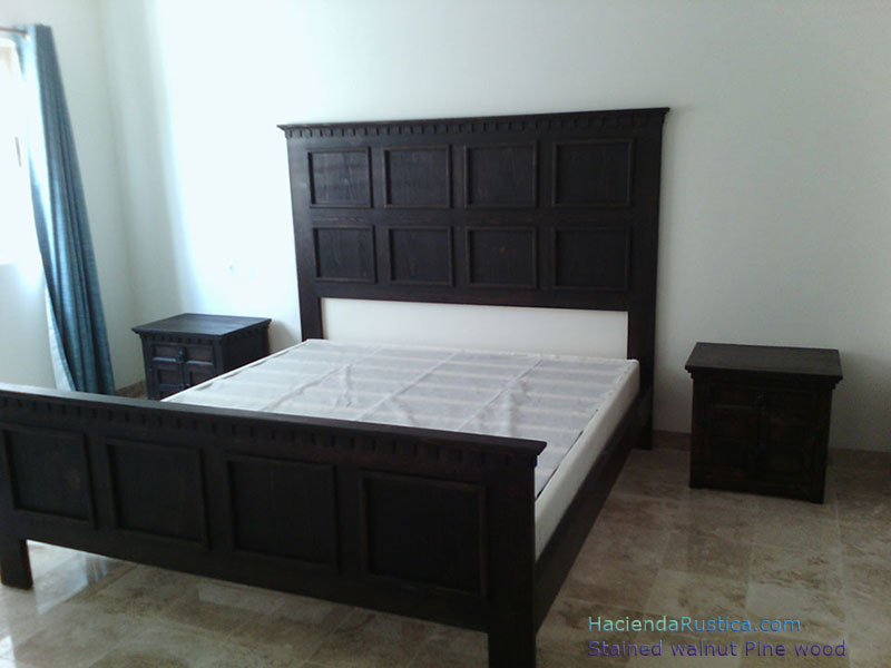 Spanish-Bed-Walnut-Stain