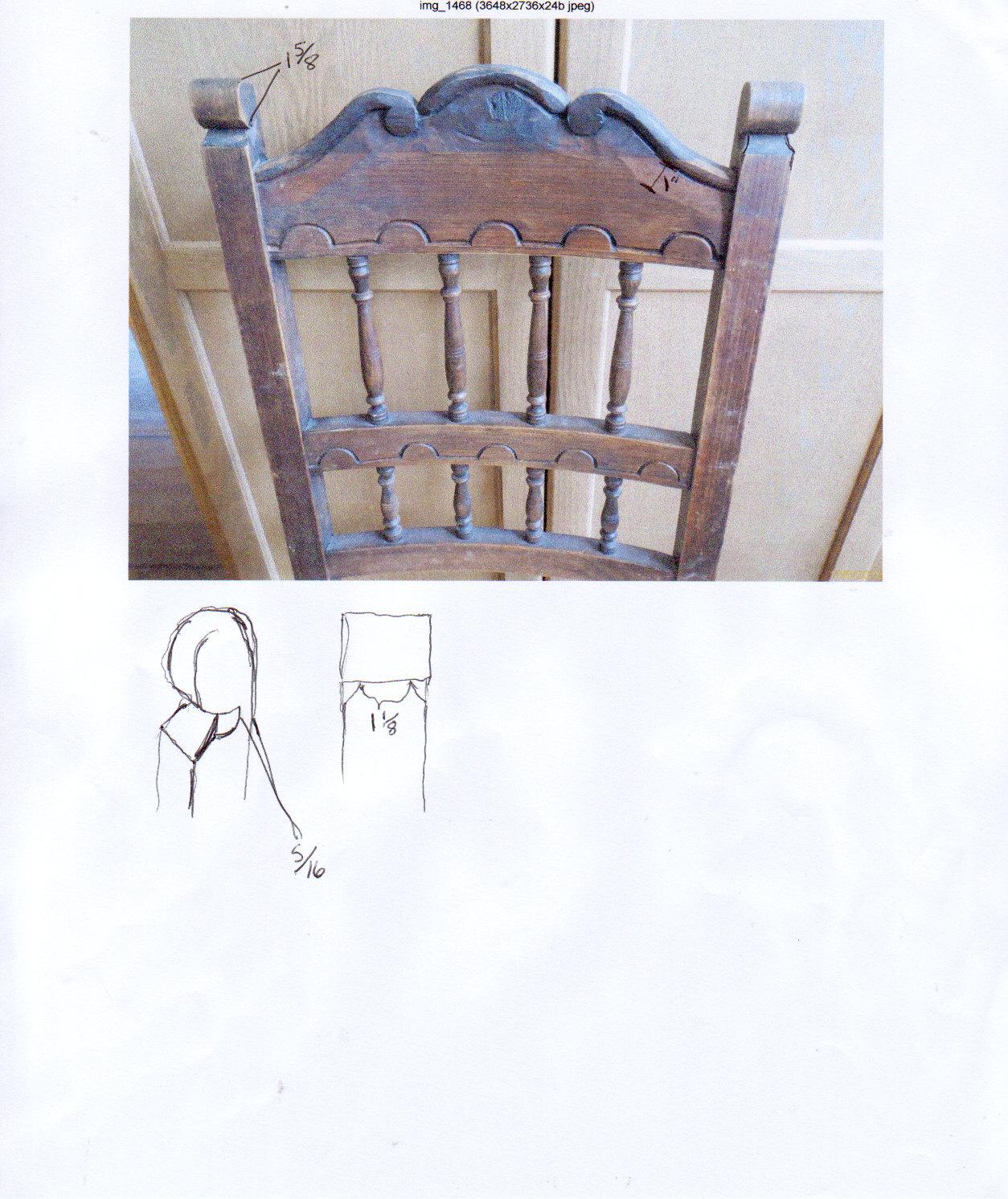 custom Mexican chair 8