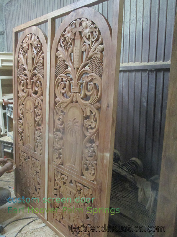 Custom-entry-door