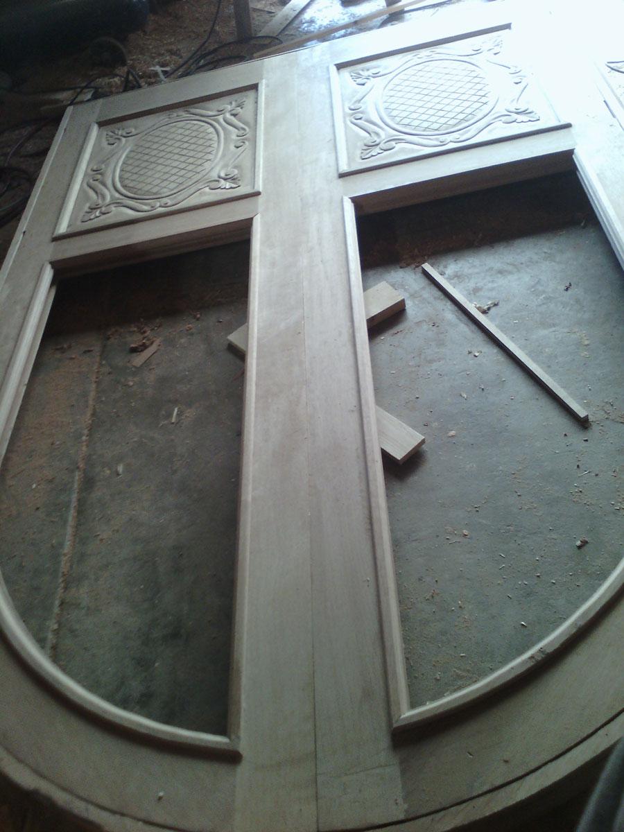 Custom-Mahogany-door